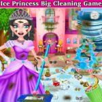 Winter Princess Big House Cleaning- Home Cleaning APK MOD (Unlimited Money) 1.1