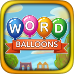 Word Balloons – Word Games free for Adults APK MOD (Unlimited Money) 1.104