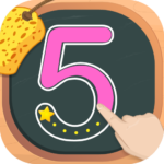 Write Numbers: Tracing 123 APK MOD (Unlimited Money) 2.1.1