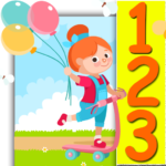 1 to 100 number counting game APK MOD (Unlimited Money) 2.2