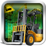 Airport Forklift Driving Heavy Machinery Sim 3D APK MOD (Unlimited Money) 1.4