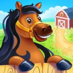 Animal Farm for Kids. Toddler games.  APK MOD (Unlimited Money) 2.1.12