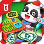 Baby Panda's Supermarket  APK MOD (Unlimited Money) 8.55.00.00