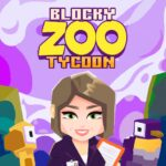 Blocky Zoo Tycoon – Idle Clicker Game! APK MOD (Unlimited Money) 0.7