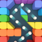 Brick Ball Blast: A Free & Relaxing 3D Crush Game APK MOD (Unlimited Money) 2.0.0