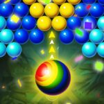 Bubble Shooter: Jungle POP   APK MOD (Unlimited Money) 1.1.8