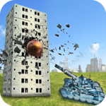 Building Demolisher: World Smasher Game APK MOD (Unlimited Money) 1.1