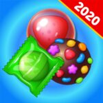 Candy Bomb – Match 3 &Sweet Candy  APK MOD (Unlimited Money) 1.1.60