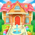 Candy Manor Home Design   APK MOD (Unlimited Money) 9