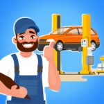 Car Fix Tycoon APK MOD (Unlimited Money) 1.4.45