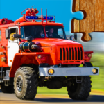 Cars, Trucks, & Trains Jigsaw Puzzles Game 🏎️ APK MOD (Unlimited Money) 25.4