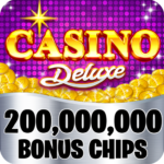 Casino Deluxe Vegas – Slots, Poker & Card Games APK MOD (Unlimited Money) 1.11.7
