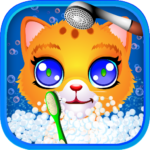 Cat Pet Wash APK MOD (Unlimited Money) 2.4