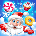 Christmas Candy World – Christmas Games APK MOD (Unlimited Money) 1.9.4