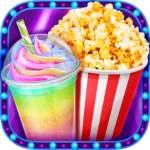 Crazy Movie Night Food Party – Make Popcorn & Soda APK MOD (Unlimited Money) 1.4