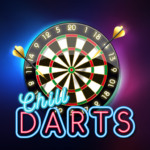 Darts and Chill: super fun, relaxing and free APK MOD (Unlimited Money) 1.596