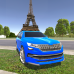 Europe Car Driving Simulator APK MOD (Unlimited Money) 1.3