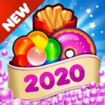 Fast Food 2020 New Match 3 Free Games Without Wifi APK MOD (Unlimited Money) 2.0.8