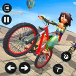 Fearless BMX Bicycle Stunts 3D : Impossible Tracks APK MOD (Unlimited Money) 1.0