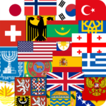 Flags of the World & Emblems of Countries: Quiz APK MOD (Unlimited Money) 2.16