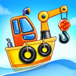 Game Island. Kids Games for Boys. Build House  APK MOD (Unlimited Money) 5.5.16