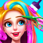 💇💇Girls Hair Salon APK MOD (Unlimited Money) 3.0.5038