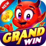 Grand Win Casino – Hot Vegas Jackpot Slot Machine APK MOD (Unlimited Money) 1.3.0