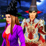 Halloween Witch and Wizard Adventure APK MOD (Unlimited Money) 2.0.2