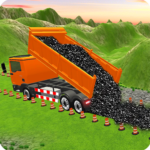 Highway Construction Road Builder 2020- Free Games APK MOD (Unlimited Money) 2.0