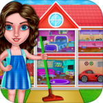 House Cleanup : Girl Home Cleaning Games APK MOD (Unlimited Money) 3.9.1