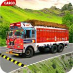 Indian Real Cargo Truck Driver APK MOD (Unlimited Money) 1.51