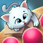 Kitty Snatch – Match 3 ft. Cats of Instagram game APK MOD (Unlimited Money) 1.0.88