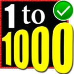 Learn 1 to 1000 Numbers APK MOD (Unlimited Money) 6