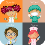 Learn professions Occupations APK MOD (Unlimited Money) 4.2.1093