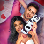 Magic Red Rose Story –  Love Romance Games APK MOD (Unlimited Money) 1.22-googleplay