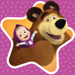 Masha and the Bear – Game zone   APK MOD (Unlimited Money) 2.6
