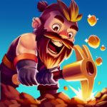Mine Quest Crafting and Battle Dungeon RPG   APK MOD (Unlimited Money) 1.2.19