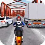 Moto racing –  Traffic race 3D APK MOD (Unlimited Money) 1.4