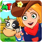 My Town : Farm Life Animals Game  for Kids Free APK MOD (Unlimited Money) 1.06