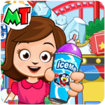 My Town : Fun Amusement Park Game for Kids Free APK MOD (Unlimited Money) 1.03