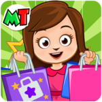 My Town: Shopping Mall – Shop & Dress Up Girl Game   APK MOD (Unlimited Money) 1.12