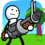 One Gun Stickman  APK MOD (Unlimited Money) 2.6