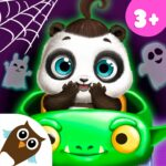 Panda Lu Fun Park – Amusement Rides & Pet Friends APK MOD (Unlimited Money) 4.0.50004