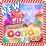 Puzzle Blast: Crazy Candy Pop 2020 APK MOD (Unlimited Money) 2.0