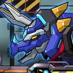 Robotforce – Mechadino : Triceratops APK MOD (Unlimited Money) 1.2