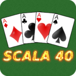 Scala 40 APK MOD (Unlimited Money) 1.0.8