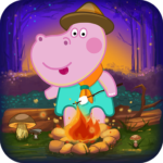 Scout adventures. Camping for kids APK MOD (Unlimited Money) 1.0.8