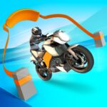 Slingshot Stunt Biker APK MOD (Unlimited Money) 1.2.0