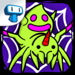 Spider Evolution – Merge & Create Mutant Bugs APK MOD (Unlimited Money) 1.0.2