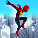 Spider Heroes Parkour APK MOD (Unlimited Money) 3.1